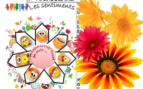 VOCABULAIRE – EXPRESSION ECRITE – DEBATS : LES SENTIMENTS