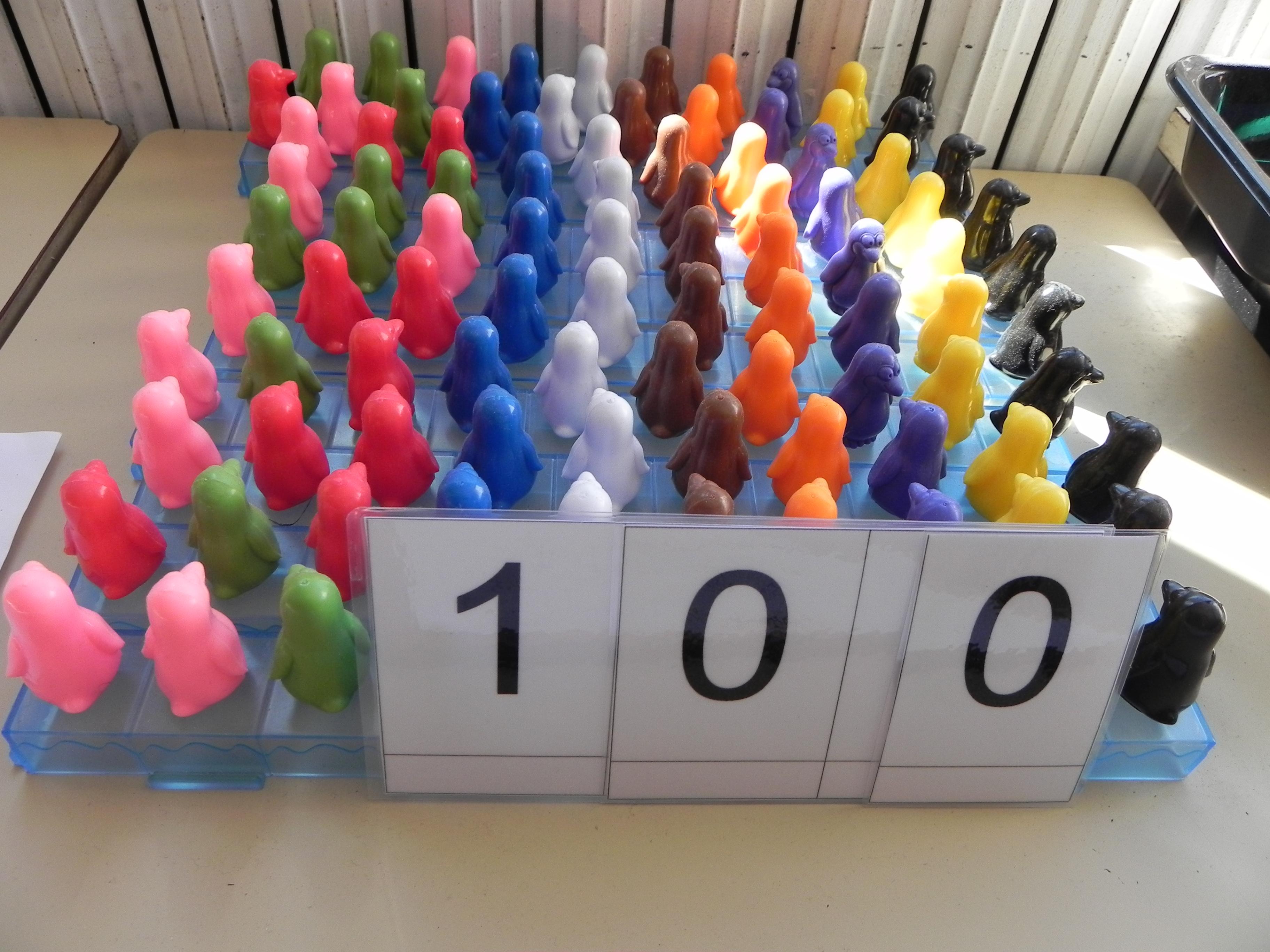 100 jours d 39 cole cp ce1 grand jeu ateliers activites recreatisse - Idees jour de l an 2014 ...