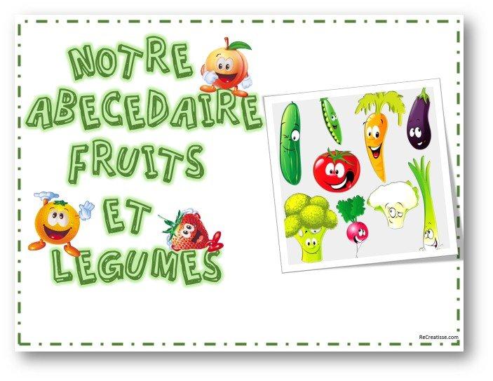 Vocabulaire Activites Autour De L Alphabet Recreatisse