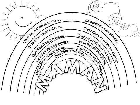carte fête des mères ce2 FÊTE des mères : carte pop up et cartes poésies • ReCreatisse