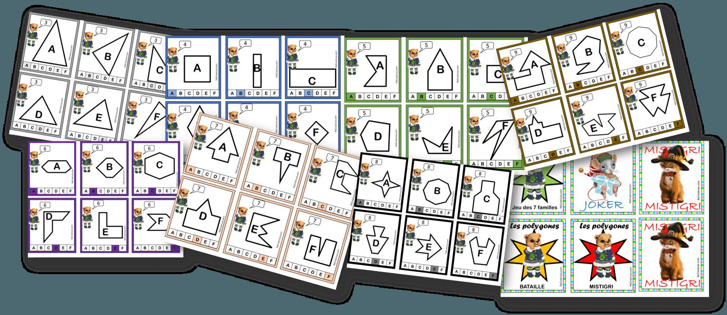 Activites Autour Des Polygones Recreatisse