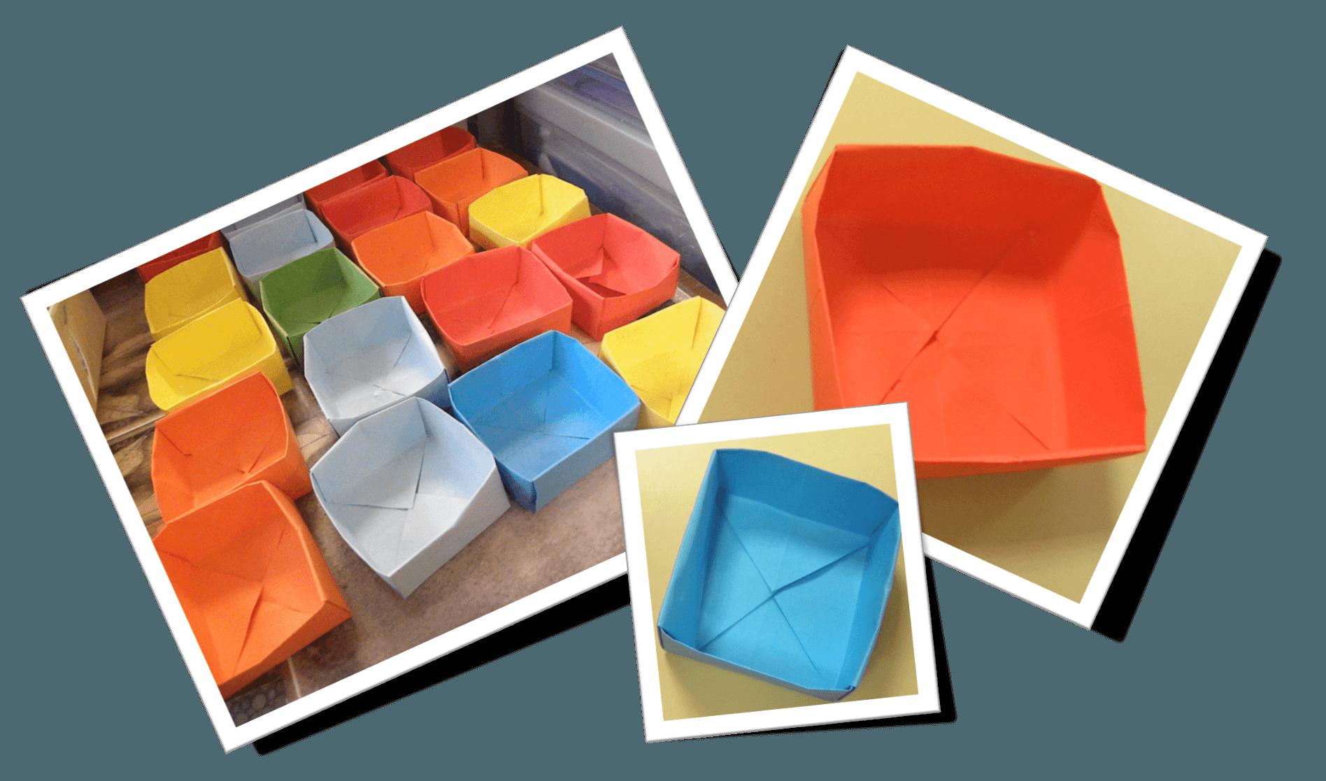 Fete Des Peres Boite Origami Recreatisse