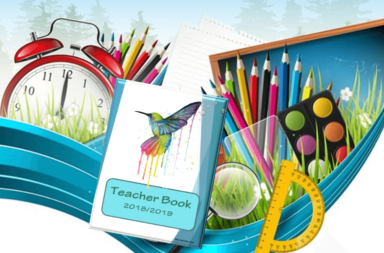 Teacher Book 2018/2019 et programmations