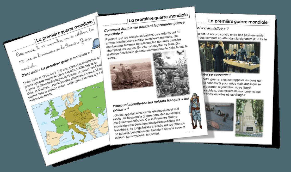 La Première Guerre Mondiale Armistice Il Y A 100 Ans